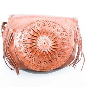 Handbags - Rise and Shine Handmade Bag HM053